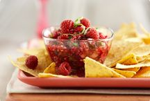 Raspberries / by Kelli Thomas