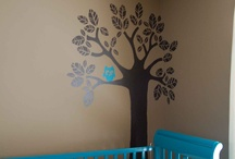 Home: Kids Room Ideas / by Priscilla Matuson