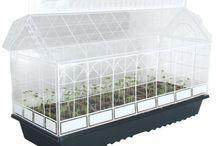 Gardening - Greenhouses