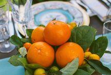 Orange You Happy: Color Inspiration