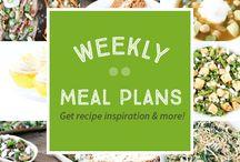 Week meals