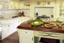 My kitchen space