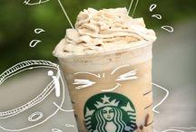 Starbucks? Starbucks.
