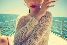 Krásné ženy / Kromě mužského stylu oceňujeme v Galardu samozřejmě i sofistikovanou ženskou krásu!