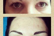 Eye brown lcn