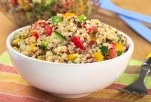 Let's eat - Salads. / Love salads!