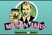 Mason Jars / You don't have to join a secret society to enjoy these Mason Jars.