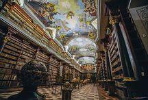 Plus belles bibliothèques au monde