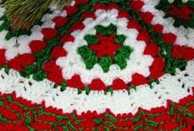 HAKEN KERST - Crochet Christmas Ornaments and more.