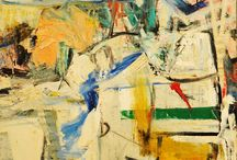 -- Abstract expressionnism -- Expressionnisme abstrait