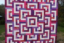 Box quilt pattern