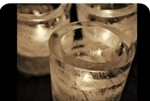 Ice Candle Holders / by Candace CW