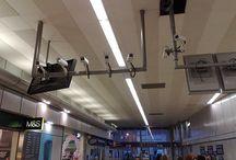 Охранное телевидение | CCTV / Видеокамеры, видеорегистраторы, квадраторы, мультиплексоры, видеосервера, IP камеры, видеоаналитика,
