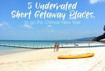 Travel and Short Getaways