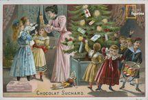 Natale / Una rassegna di immagini che ritraggono il momento più magico e dolce dell'anno: Il Natale!
