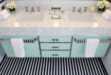 Johns (bathrooms) -Art Deco / by Jonni Huntley Spaulding