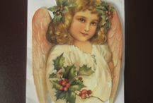 Angels All Around Us / Angels decorations. I love and Adore Angel ornaments and figurines. ♥ }|{ ♥ }|{ ♥ }|{ ♥ }|{ ♥
