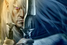 Forgetten Realms Drizzt Do´Urden