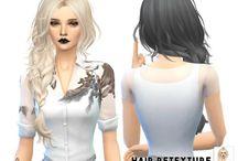 Sims 4 costume content / Costume content