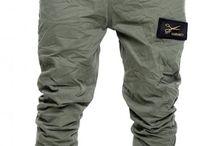 Vagrancy man pants / Vagrancy lifestyle handmade man pants