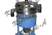 Equipment for sieving Вибросита/Виброгрохоты / Оборудование для рассева сыпучих материалов - вибросита (сита вибрационные), виброгрохоты (грохоты вибрационные)