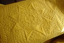 Quilting Makes the Quilt / Quilting Designs that Inspire