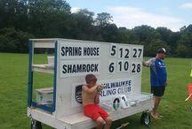 Shamrock Club of Wisconsin Griffins Hurling Team