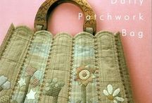 daily patchwork bag