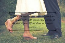 Wedding Quotes / All images are creative commons. Artistic design is made by Black Tie Formalwear
