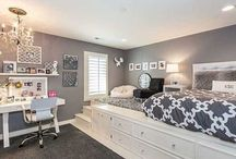 New Home Girls Room