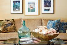 Coastal Inspired Rooms