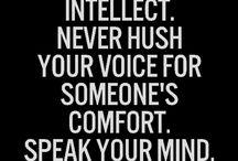 Intellect / Thouts