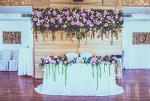 Свадьба- оформление зала