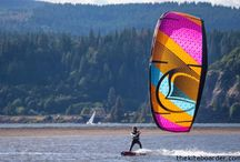 Kiteboarding / Inspiration for those windy days...