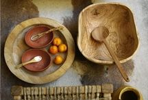 Wood / For the love of wood, bowls, utensils and crafts