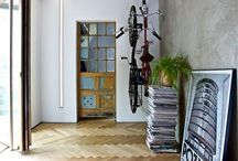hall / library / bedroom // design by LIVE TOUCH