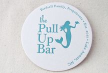 amazing bar coasters / by anabolic brand lab