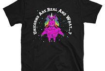 Unicorn Shirts
