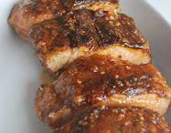 Eat: Main: Pork / by Angela Sapp