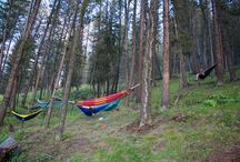 Your Adventures / Show us your best hammocking pics!