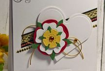 Spellbinders Tudor Rose
