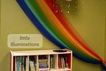 rom i barnehagen