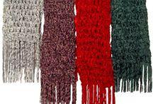 Just scarves...: ) / by Debbie Ames
