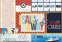 Disney cruise layouts