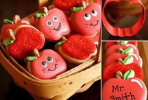 ciasteczka owoce <3