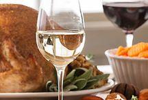 Holiday Wine-ing / Wine + Holidays