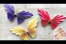 季節の折り紙