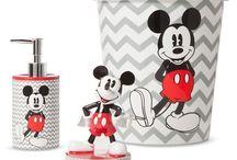 Mickey Mouse Bathroom