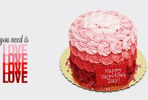 Valentine's Day Presale / Enjoy our Valentin'es Day selections. Orders must be in by 2/10/15. Visit our website for more selections: http://eddascakedesigns.com/happy-valentines-day/
