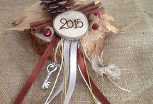 Handmade Christmas 2015 / Handmade christmas creations for 2015